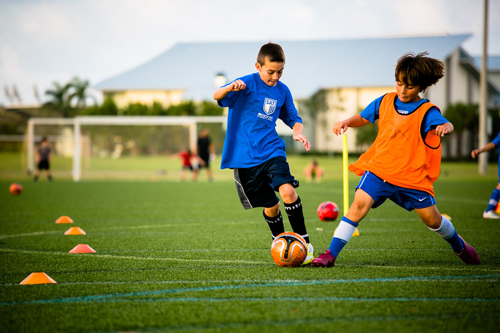 training required to be a soccer player Cardio training is crucial to a soccer player's fitness and success read these tips to develop the cardio training program that will help you perform on the field.